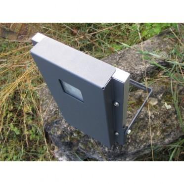 Projecteur solaire compact 1 led 60 lumens