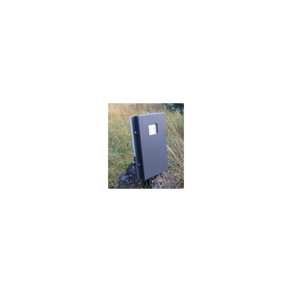projecteur solaire 1 led solt eclairage zs energie solaire. Black Bedroom Furniture Sets. Home Design Ideas