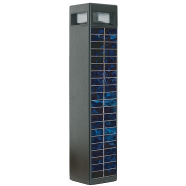 Borne solaire puissante tetris