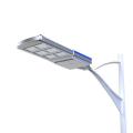 Lampadaire solaire led puissant 4000 lumens zs-sl40 0