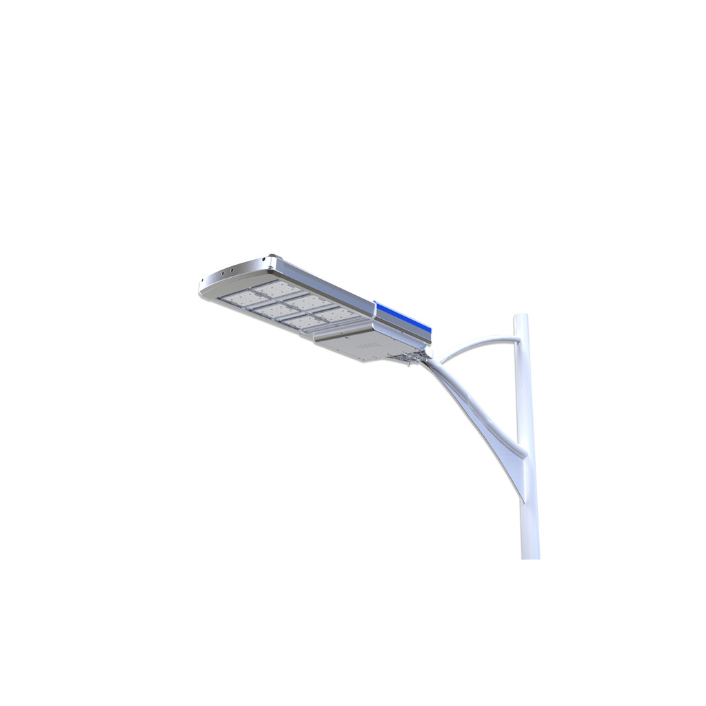 lampadaire solaire led puissant 4000 lumens zs 40 zs energie solaire. Black Bedroom Furniture Sets. Home Design Ideas