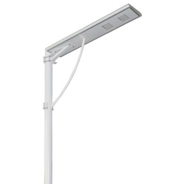 Lampadaire solaire hybride ac 60w led zs-a701e