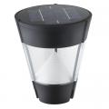 Lampe solaire puissante professionnelle cône 3w 1,30 5