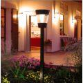 Lampe solaire puissante professionnelle cône 3w 1,80 m 7