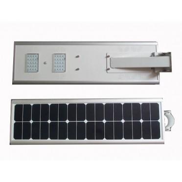 Tête de lampadaire solaire puissante 30 w led zs-701b30