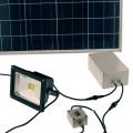 Projecteur solaire puissant 20w led 2000 lumens interrupteur zs-320 2