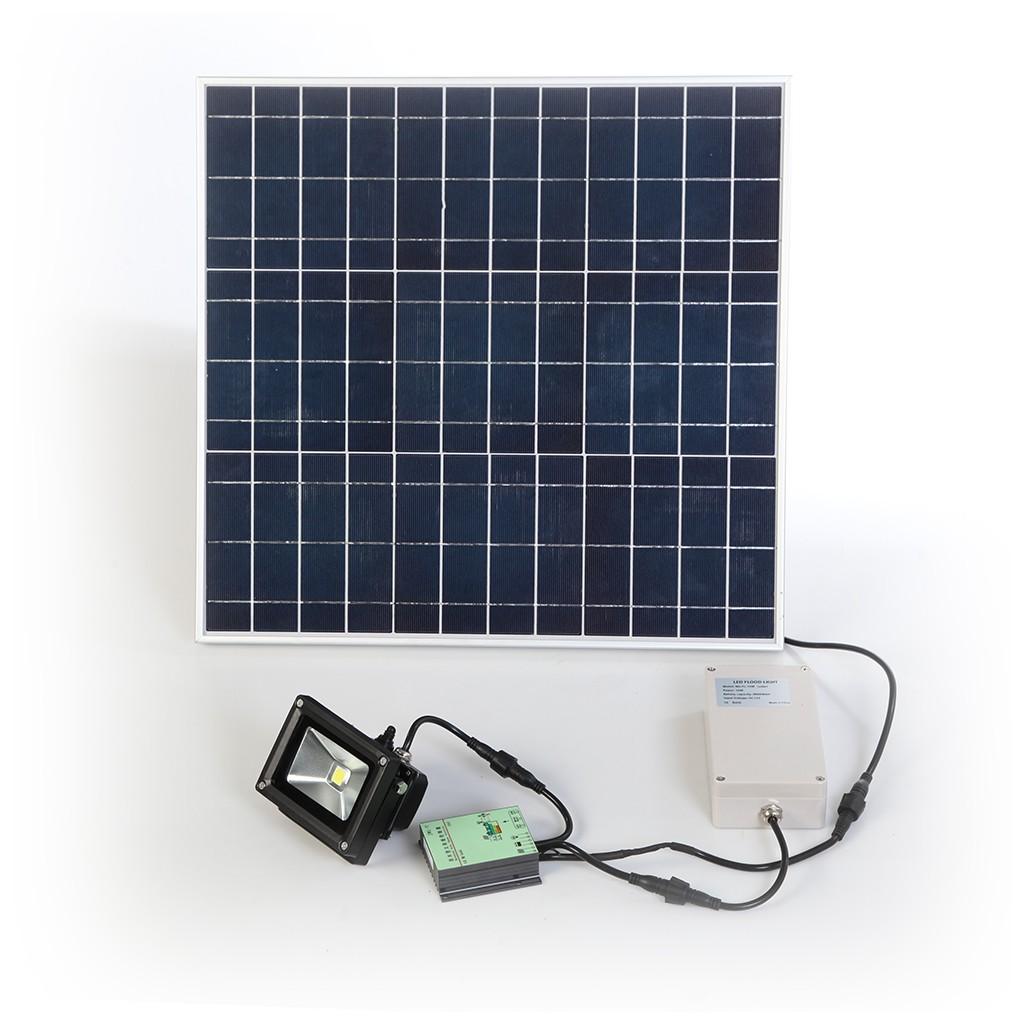 projecteur solaire professionnel 10w timer zs 210 zs. Black Bedroom Furniture Sets. Home Design Ideas