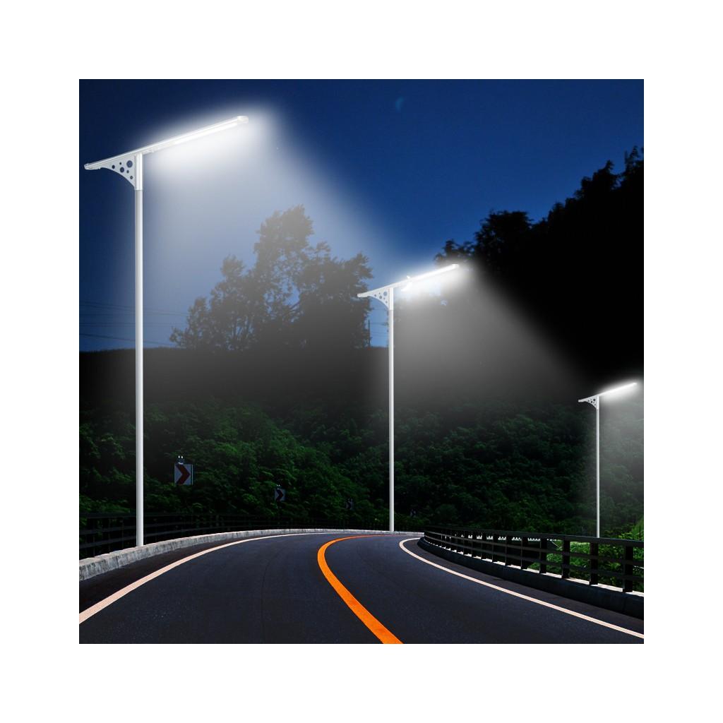 lampadaire solaire t l commande 6000 lumen zs sr8 zs energie solaire. Black Bedroom Furniture Sets. Home Design Ideas