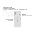 Télécommande Borne Solaire Multifonction 5W 1