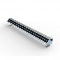 Lèche mur solaire led puissant 400 lumens zs-l17 0