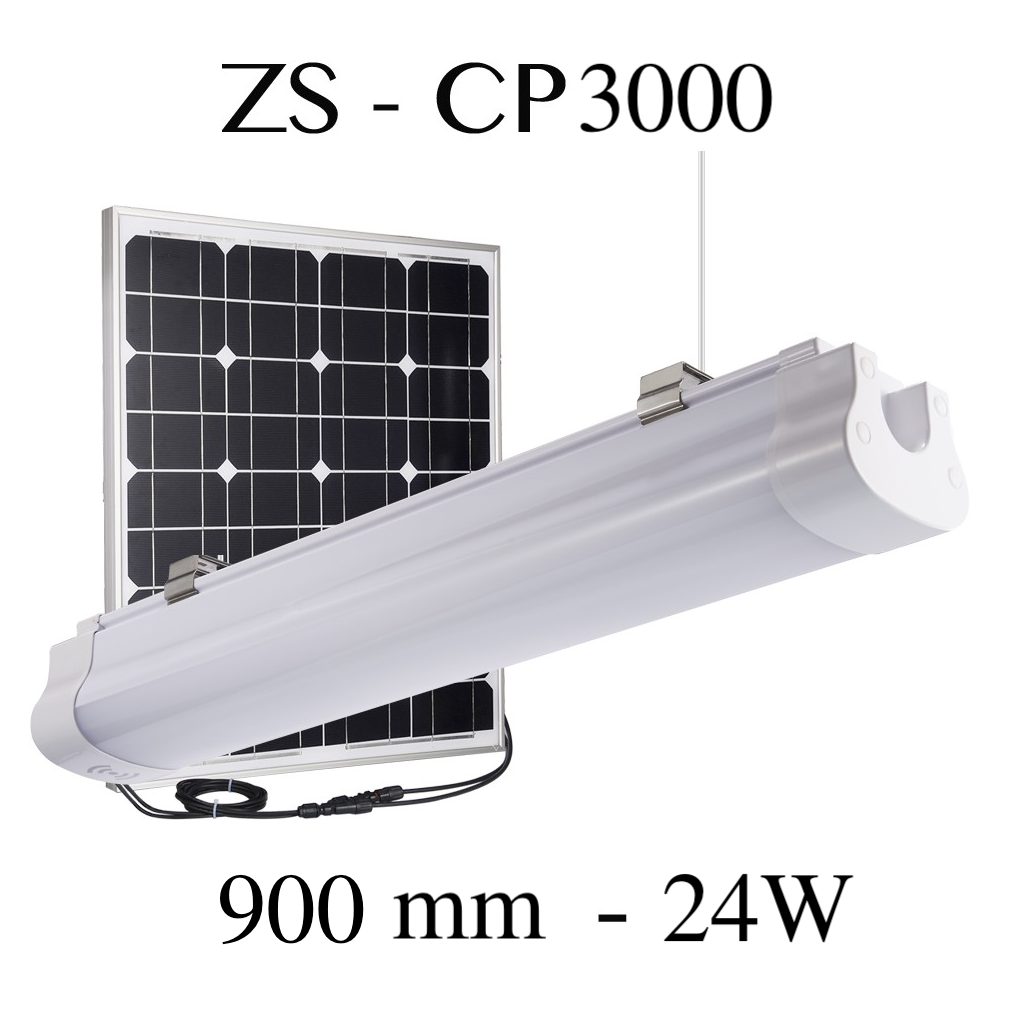 eclairage solaire carport zs cp3000 triproof zs. Black Bedroom Furniture Sets. Home Design Ideas