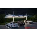 Eclairage solaire puissant de CARPORT ZS-CP3000 8