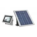 Projecteur solaire led puissant 520 lumens zs-107 ip 65 0