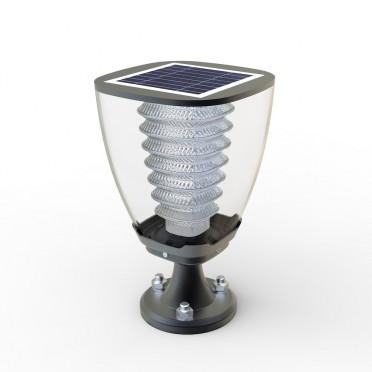 Lampe Solaire De Pilier Julia2