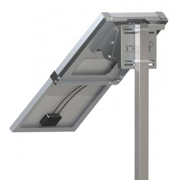 Support de Fixation Signalisation Panneau Solaire U100S