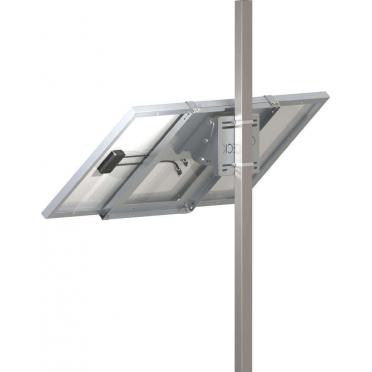 Support de Fixation Signalisation Panneau Solaire U145-150S