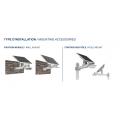 Lampadaire Solaire Télécommande zs-Cécognia 1600 4