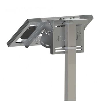 Support de Fixation Signalisation Panneau Solaire U50S