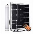 Eclairage solaire de CARPORT ZS-CP1500 1