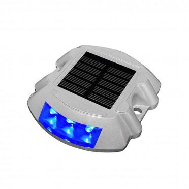 Pavés Solaires Routiers X 2 Bleus ZS-GD04-B
