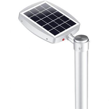 Lampadaire Solaire complet ZS-SL03-Mat3