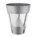 Tête de lampe solaire puissante professionnelle cône 7