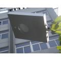 Lampe projecteur solaire puissant 8w 800 lumens zs-a06 0