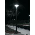 Lampadaire solaire professionnel goujon 2 16w leds cree - batterie intégrée 0