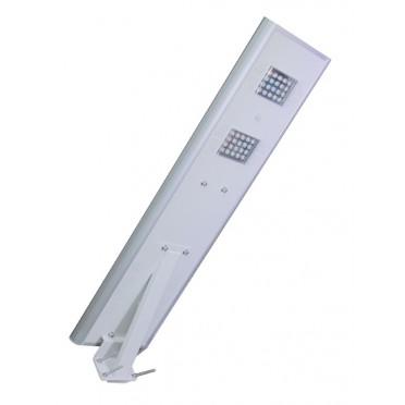Tête de lampadaire solaire 20w led zs-701-20