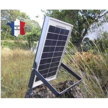 Projecteur solaire puissant 4 leds