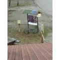 Kit eclairage solaire totem programmable - 6 h jour région nord 0