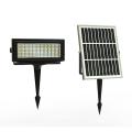 Projecteur solaire puissant rgb spot ip 65 300 lumens zs-ll2 5