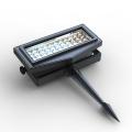 Projecteur solaire puissant rgb spot ip 65 300 lumens zs-ll2 1