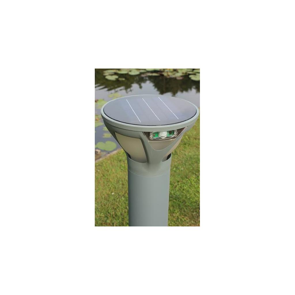 borne solaire puissante multifonction 5w zs energie solaire. Black Bedroom Furniture Sets. Home Design Ideas