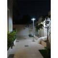 Lampadaire solaire 900 lumens zs-sl4 7