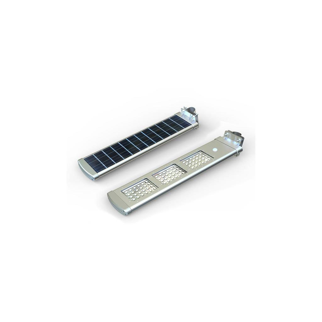 lampadaire solaire puissant 3000 lumen zs sl19 03 zs energie solaire. Black Bedroom Furniture Sets. Home Design Ideas