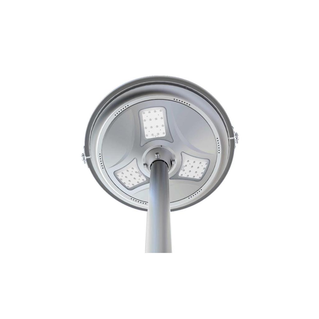 lampadaire solaire led puissant 15 w zs sl14 zs energie solaire. Black Bedroom Furniture Sets. Home Design Ideas