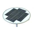 Lampadaire solaire puissant 3000 lumens zs-sl24 1
