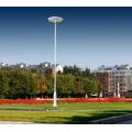 Lampadaire solaire puissant 3000 lumens zs-sl24 6