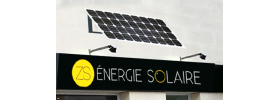 Enseignes solaires